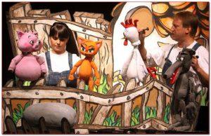 """Pozorište """"Dambo"""" iz Subotice izvešće lutkar – predstavu """"Kvarna farma""""!!!"""