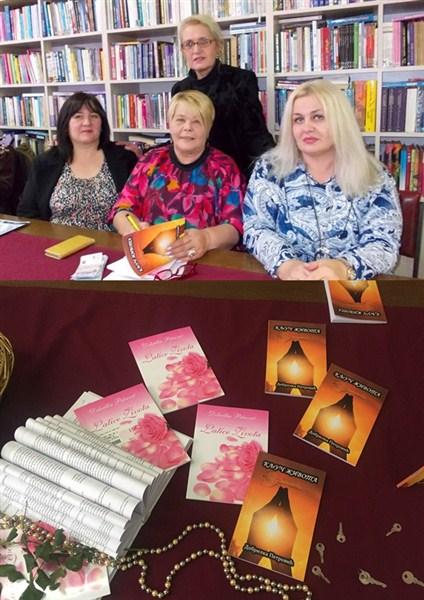 """U Narodnoj biblioteci """"Dušan Matić"""" ljubiteljima lepe pisane reči predstavila se pesnikinja Dobrilka Petrović !!!"""