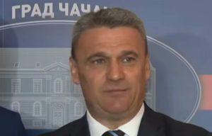 GrO SPS u Čačku najoštrije osuđuje napade na gradonačenika !!!