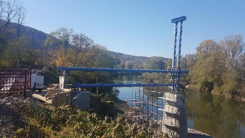 Trstenik dobija potpuno novi viseći most na Zapadnoj Moravi!!!