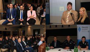 U Kragujevcu održan drugi regionalni skup posvecen jačanju saradnje u ostvarivanju bezbednosne prevencije u gradovima i opštinama !!!