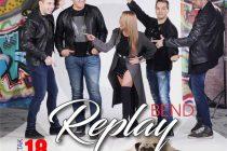 Kragujevački bend REPLAY gostuje u PLATE-u !!!