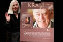 """Narodna biblioteka """"Resavska škola"""" predstavlja monografiju """"Kralj"""" o životu i delu virtuoznog glumca Petra Kralja !!!"""