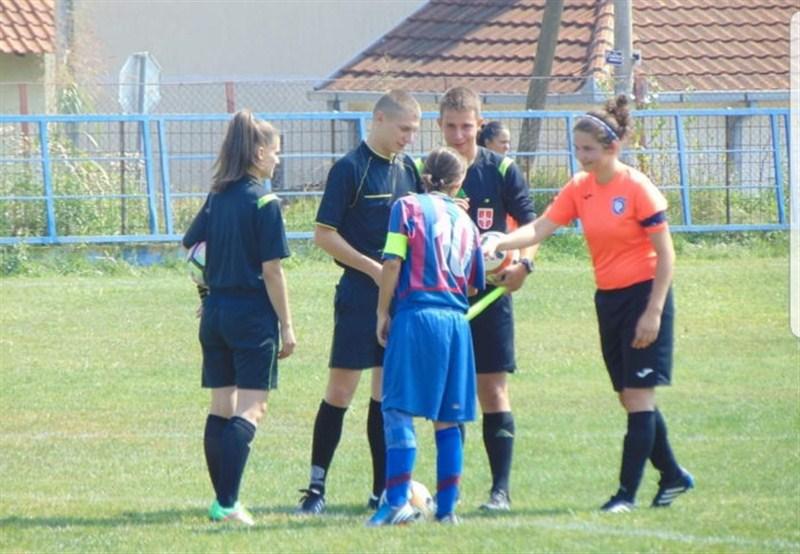 Seniorke ŽFK Sloga slavile na gostujućem terenu u Kragujevcu!!!
