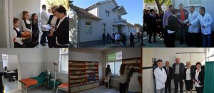 ZAVRŠENA rekonstrukcija svih zdravstvenih objekata na teritoriji opštine Svilajnac !!!