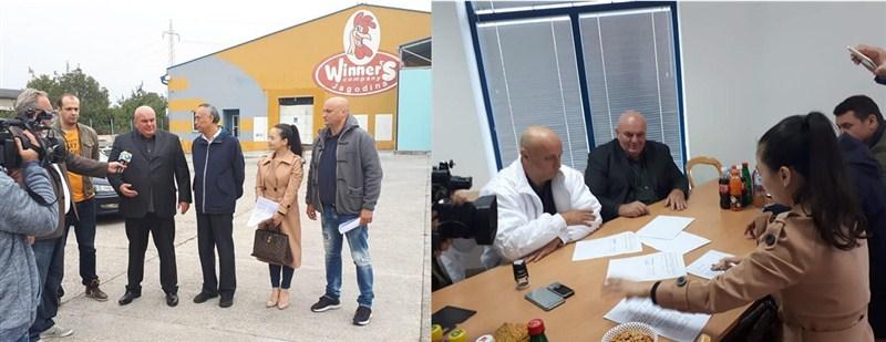"""Kinezi otkupljuju pileće meso iz jagodinske kompanije """"Food star""""(bivša Winners company) !!!"""