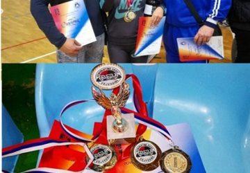 Državno prvenstvo u powerlifting disciplini benč pres održano u Bačkoj Palanci !!!