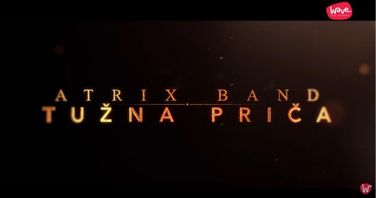 TUŽNA PRIČA-Novi singl ATRIX BEND-a