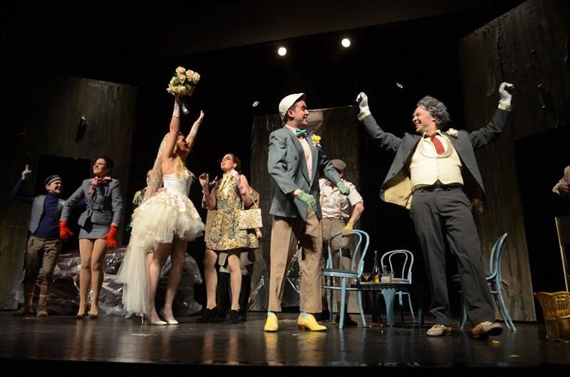 """Predstava """"Florentinski šešir"""" ponovo u Jagodini !!!"""