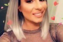 NOVOM frizurom se pohvalila na svom instagramu !!!