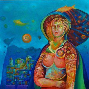 """Otvaranje izložbe slika """"Noć u Veneciji"""" Saše Dobrića!!!"""