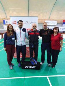 """U okviru programa """"Shuttle time"""" delegacija ćuprijskih nastavnika fizičke kulture učestvovala je na ovom prestižnom seminaru!!!"""