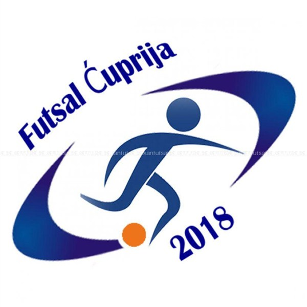 VEČERAS izvlačenje parova za igru na turniru u FUTSALU 2018 u Ćupriji !!!