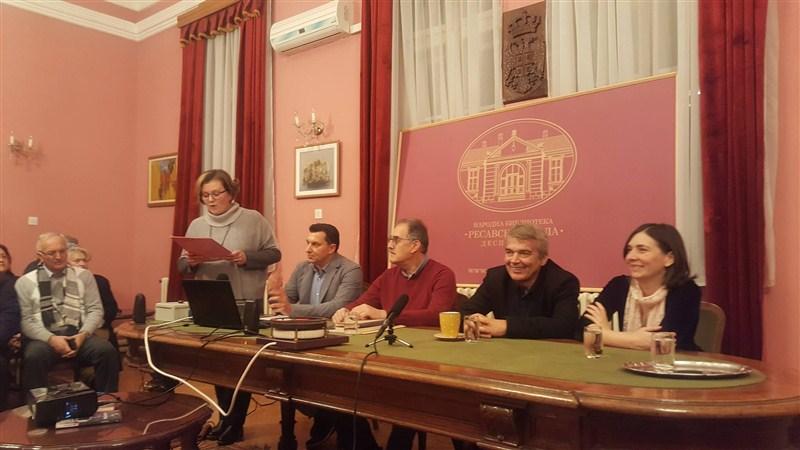 """Tribina pod nazivom """"Pupin, Tesla, Milanković"""" u Narodnoj biblioteci """"Resavska škola"""" u Despotovcu !!!"""