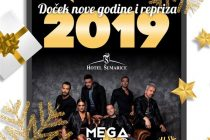 MEGA DOČEK 2019. uz MEGA BAND !!