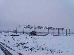 U toku je izgradnja još jednog objekta u industrijskoj zoni u Paraćinu!!!