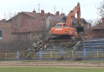 U ĆUPRIJI je počela izgradnja Atletskog centra Srbije !!!