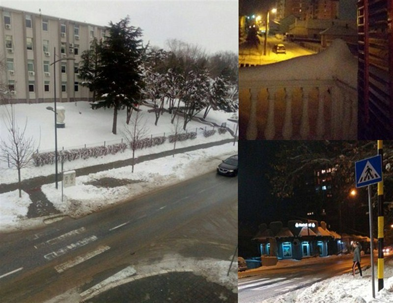 U Arandjelovcu svi važni pravci i sve ulice prohodne !!!