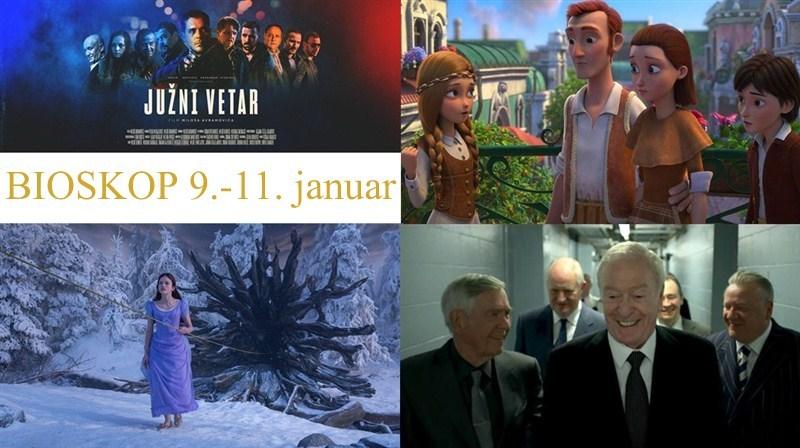 Gornjomilanovački bioskop počinje godinu sa HIT FILMOVIMA !!!