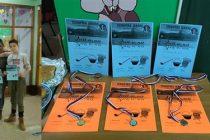 Za kraj godine, u Tehničkoj školi u Despotovcu organizovano je takmičenje u pripremi proja !!!