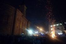 Predsednik opštine Dejan Kovačević čestitao Božić sugradjanima!!!