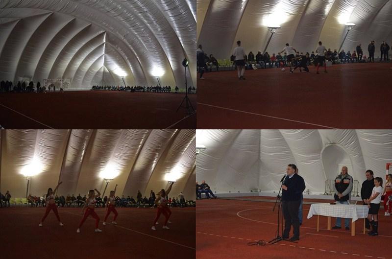 Zvanično otvoren balon na sportskim terenima u Svilajncu !!!