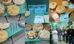 U despotovackoj Tehničkoj školi održano je treće po redu takmičenje u pripremi slavskog kolača !!!