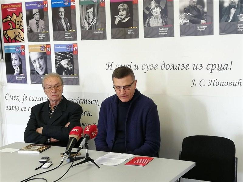 U susret Festivalu Dani komedije u Jagodini !!!