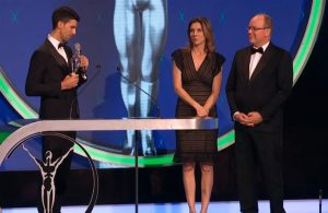 Novak Djoković po 4. put najbolji sportista na planeti !!!