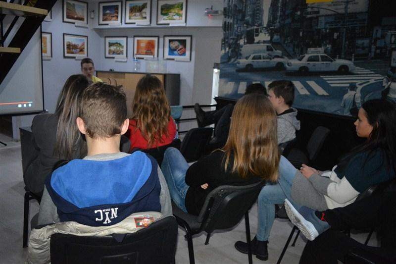 """U Čačku Boris Kaličanin održao je predavanje na temu """"Interkultura""""!!!"""