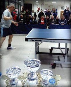 ZAVRŠEN turnir u stonom tenisu u opštini Despotovac !!!