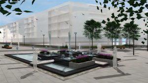 Ugovorena izgradnja fontane u centru grada Paraćina !!!