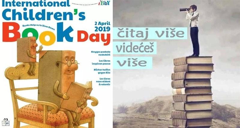 """Međunarodni dan dečje knjige, 2. april, obeležiće se i ove godine u Narodnoj biblioteci """"Dušan Matić"""" !!!"""
