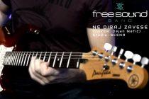 NOVI cover Free sound benda - Ne diraj zavese !!!