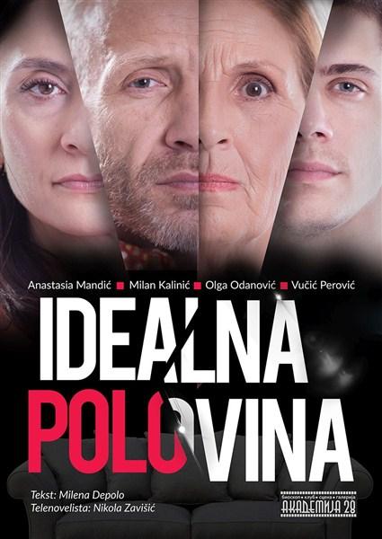 Predstava IDEALNA POLOVINA u Jagodini !!!