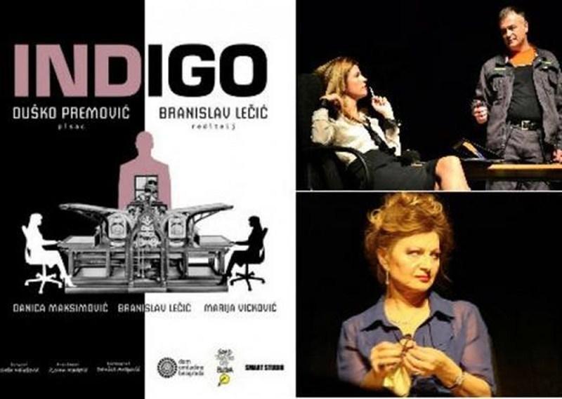 "Predstava ""Indigo"" u paraćinskom pozoristu!!!"