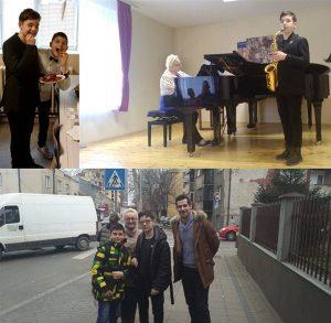 """Na XV """"Saksofonijadi"""" u Smederevu učenici ŠOMO """"Dušan Skovran"""" koji su u klasi nastavnika Marka Milovanovića, ostvarili su odlične rezultate !!!"""