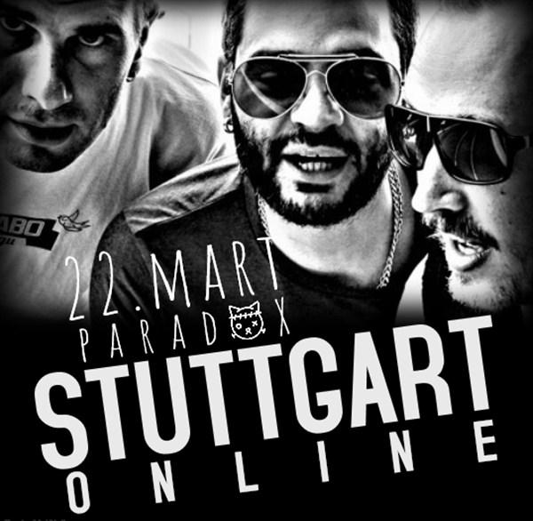 """Štutgarti i novi singl """"Ako se ikada zapitaš"""" - promocija u ParadoX-u !!!"""