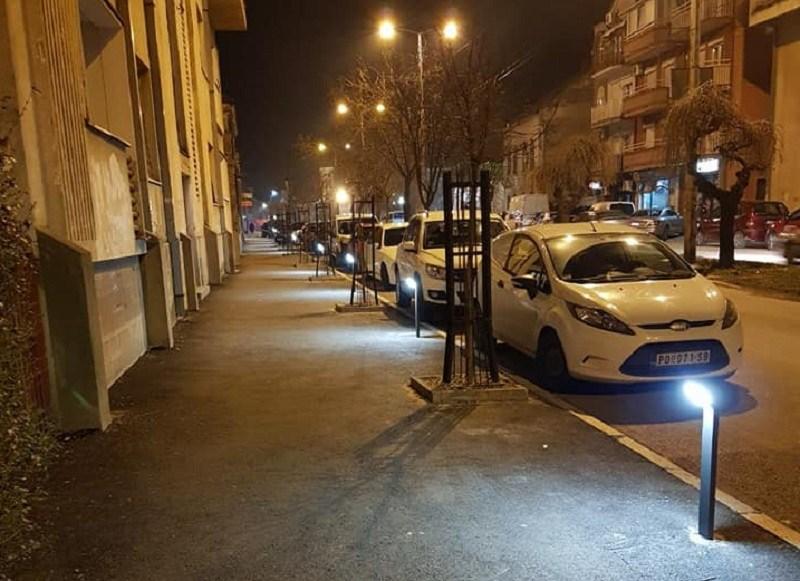 Nastavlja se dalje uređenje pešačkih zona u Smederevskoj Palanci !!!