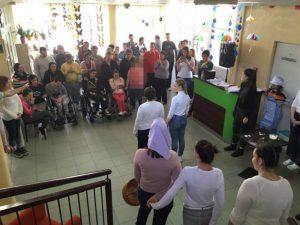 Svetski dan osoba sa Daunovovim sindromom obeležen i u ustanovi Zračak!!!