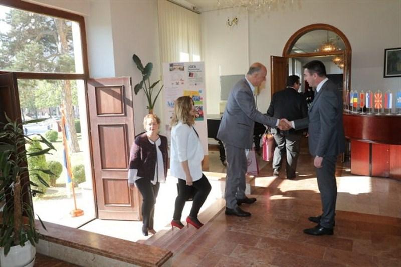 Povodom Dana opštine Gornji Milanovac u opštinu stigao je veliki broj delegacija prijateljskih gradova !!!