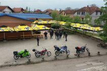 """Godišnji moto skup Moto kluba """"WHITE ANGELS"""" iz Paraćina !!!"""