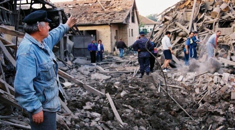 Komemorativnom akademijom i dokumentarnom izložbom Ćuprija je obeležila dvadeset godina od početka NATO bombardovanja!!!