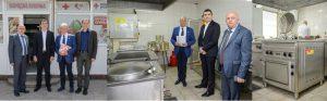 Povodom obeležavanja pola veka poslovanja u Srbiji, Coca-Cola sistem donirao opremu za 12 kuhinja u Srbiji