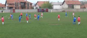 DRAMA NA FUDBALSKOJ utakmici u Topoli