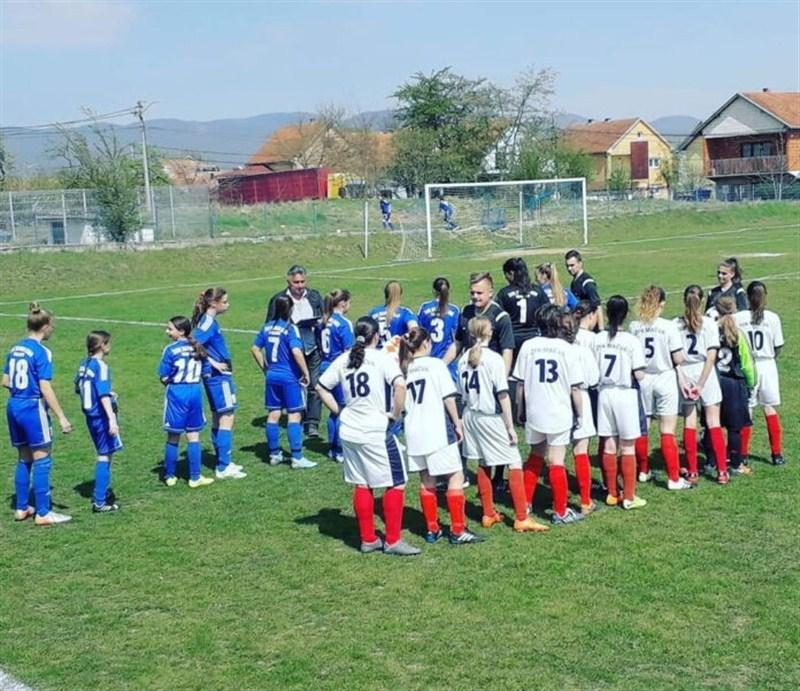 Fudbalerke Sloge 036 savladale su ekipu Mačve !!!