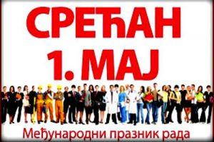 U znak sećanja na dan kada su radnici u Čikagu štrajkom i protestima počeli da se bore za osmočasovno radno vreme, širom sveta se obeležava Međunarodni praznik rada – Prvi maj. U Srbiji i regionu tradicionalno se u zoru izlazi na Prvomajski uranak u prirodu.