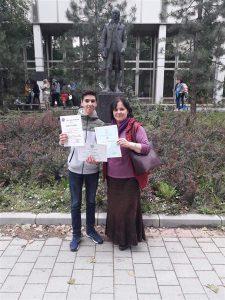 Mladi Ćupričanin Ivan Djurdjević prvi na 55. republičkom takmičenju iz hemije za učenike osnovnih škola !!!