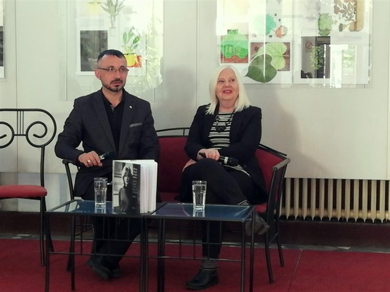 PROMOCIJA MONOGRAFIJE o Mileni Dravić u jagodinskom Kulturnom centru !!!