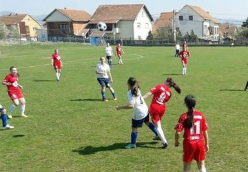 Fudbalerke Sloge 036 nadigrale domaću ekipu Šapčanki !!!